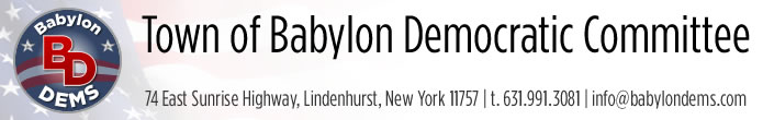 Babylon Democratic Committee logo